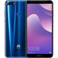 Išmanusis telefonas Huawei Y7 (2018) 16GB blue (LDN-L01)