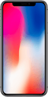 Smart phone iPhone X 256GB Space Grey Mobile phones