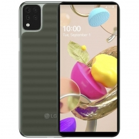 Smart phone LG LM-K420EMW K42 Dual green/green
