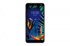Mobilais telefons LG LM-X420EMW K40 Dual black