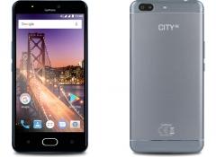 Išmanusis telefonas MyPhone City XL Dual black
