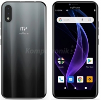 Smart phone MyPhone Prime 4 Lite Dual black steel Mobile phones