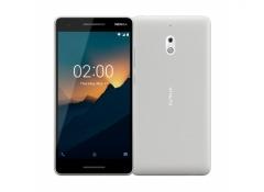 Išmanusis telefonas Nokia 2.1 grey silver Mobilūs telefonai