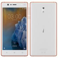 Išmanusis telefonas Nokia 3 16GB copper white
