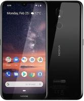 Išmanusis telefonas Nokia 3.2 Dual 16GB black Mobilūs telefonai