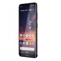 "Išmanusis telefonas Nokia 3.2 TA-1156 Black, 6.26 "", IPS LCD, 720 x 1520 pixels, Qualcomm SDM429 Snapdragon 429, Internal RAM 2 GB, 16 GB, microSD, Dual SIM, Nano-SIM, 3G, 4G, Main camera 13 MP, Secondary camera 5 MP, Android, 9.0, 4000 mAh Mobilūs telefonai"