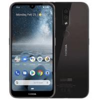"Išmanusis telefonas Nokia 4.2 Black, 5.71 "", IPS LCD, 720 x 1520 pixels, Qualcomm SDM439 Snapdragon 439, Internal RAM 3 GB, 32 GB, microSD, Dual SIM, Nano-SIM, 3G, 4G, Main camera 13+2 MP, Secondary camera 8 MP, Android, 9.0, 3000 mAh Mobilūs telefonai"