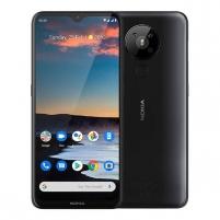 Mobilais telefons Nokia 5.3 Dual 3+64GB charcoal Mobilie tālruņi
