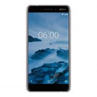 Mobilais telefons Nokia 6.1 Dual 32GB white iron Mobilie tālruņi