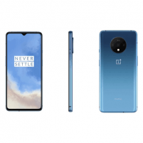 "Išmanusis telefonas OnePlus 7T Pro Glacier Blue, 6.67 "", AMOLED, 1080 x 2400 pixels, Qualcomm SDM855 Snapdragon 855+, Internal RAM 8 GB, 128 GB, microSD, Dual SIM, Nano-SIM, 3G, 4G, Main camera 48+8+16 MP, Secondary camera 16 MP, Android, 10.0, 4085 Mobilūs telefonai"