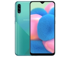 Mobilais telefons Samsung A307FN/DS Galaxy A30s Dual 64GB prism crush green