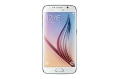 Išmanusis telefonas Samsung G920F Galaxy S6 32GB white Used (Grade:B) Mobilūs telefonai