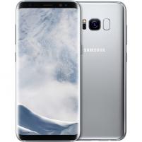 Išmanusis telefonas Samsung G955F Galaxy S8+ arctic silver 64GB Mobilūs telefonai
