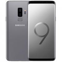 "Mobilais telefons Samsung Galaxy S9+ G965F Titanium Gray, 6.2 "", Super AMOLED, 1440 x 2960, Exynos, 9810, Internal RAM 6 GB, 256 GB, microSD, Single SIM, 4G, Main camera 12+12 MP, Secondary camera 8 MP, Android, 8.0, 3500 mAh Mobilie tālruņi"