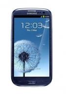 Išmanusis telefonas Samsung i9300 Galaxy S III pebble blue 16GB Naudotas (grade:C) Mobilūs telefonai