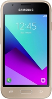 Išmanusis telefonas Samsung J106F Galaxy J1 Mini Prime gold Mobilūs telefonai