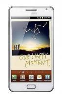 Išmanusis telefonas Samsung N7000 Galaxy Note white