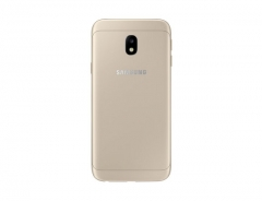 Išmanusis telefonas Samsung Phone J330F Galaxy J3 (2017) DS (16GB) (Gold)