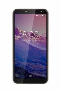 Išmanusis telefonas Smartphone Kruger & Matz Move 8 gold Mobilūs telefonai
