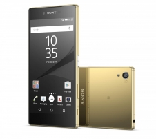 Išmanusis telefonas Sony E6853 Xperia Z5 Premium gold Mobilūs telefonai