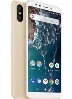 Išmanusis telefonas Xiaomi Mi A2 Dual 6+128GB gold Mobilūs telefonai