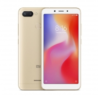 Smart phone Xiaomi Redmi 6 3+32GB Gold BAL Mobile phones