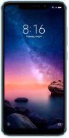 Išmanusis telefonas Xiaomi Redmi Note 6 Pro Dual 3+32GB blue