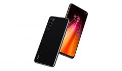 Smart phone Xiaomi Redmi Note 8 Dual 4+128GB space black Mobile phones