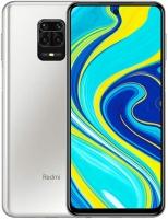 Išmanusis telefonas Xiaomi Redmi Note 9S Dual 4+64GB glacier white