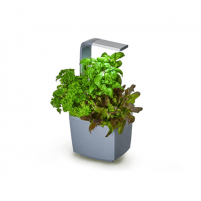 Išmanusis vazonas- daigyklė Tregren Kitchen Garden, T3, Grey, LED, 193x175x440 mm, 6 seed pods pc(s), Wi-Fi controlled, Smartphone remote support Išmanūs vazonai, daigyklės