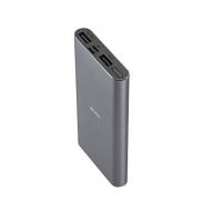 Išorinė baterija Acme PB15SG power bank (Lightning and Micro USB inputs) 10000 mAh, Space Gray