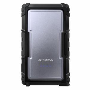 Išorinė baterija ADATA D6750 Power Bank 16750mAh, LED flashlight, silver Išorinės baterijos (Power bank)