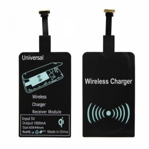 Išorinė baterija CHARGING ADAPTER QI microUSB type V