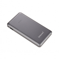 Išorinė baterija Intenso PB S10000 metal finish grey 7332534 (10000mAh)