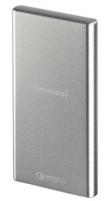 Išorinė baterija Intenso Q10000 silver 7334531 (10000mAh) Išorinės baterijos (Power bank)