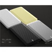 Išorinė baterija iWalk 800mAh Universal battery, yellow, built-in Lightning,Micro and recharging cable