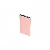Išorinė baterija MANTA POWER BANK ROSE GOLD 8000mAh MPB980RG