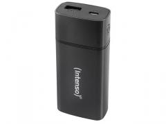 Išorinė baterija Power bank Intenso PM5200, 5200mAh, Gray Išorinės baterijos (Power bank)