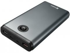 Išorinė baterija Sandberg Powerbank USB-C PD 65W Išorinės baterijos (Power bank)