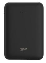 Išorinė baterija Silicon Power Cell C100 Power Bank 10000mAH, mini, Black Išorinės baterijos (Power bank)