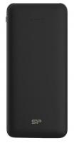 Išorinė baterija Silicon Power Share C200 Power Bank 20000mAH, mini, Black Išorinės baterijos (Power bank)