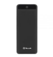 Išorinė baterija Tellur Power Bank Compact, 20000mAh, black