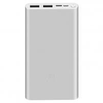 Išorinė baterija Xiaomi Mi 18W Fast Charge 3 (10000mAh) silver (PLM13ZM) Išorinės baterijos (Power bank)