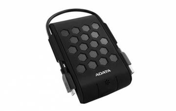 Išorinis diskas Adata Durable HD720 1TB USB3 Juodas, IP68 sertifikatas