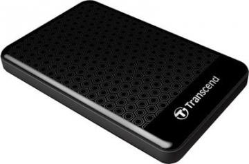 Išorinis diskas Transcend 25A3 2.5 1TB USB3, Atsparus kritimams