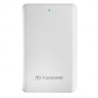 Išorinis diskas Transcend for Mac 2TB USB3 Thunderbolt, Elegantiškas, Metalinis