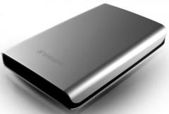 Išorinis diskas Verbatim Store & Go 2.5 1TB USB3, Sidabrinis Ārējie cietie diski