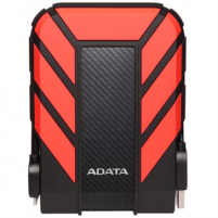 "Išorinis kietas diskas ADATA HD710P 1000 GB, 2.5 "", USB 3.1 (backward compatible with USB 2.0), Red"