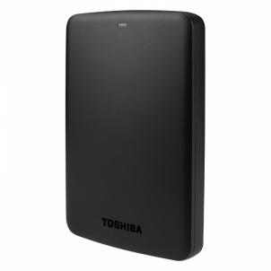 Išorinis kietas diskas Canvio Basics 2.5 1TB Black