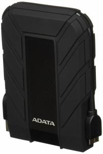 Išorinis kietas diskas External HDD Adata HD710 Pro External Hard Drive USB 3.1 2TB Black